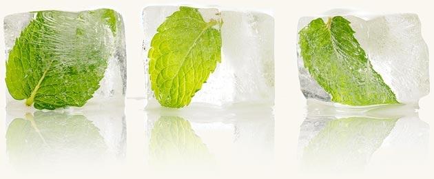 Полезно ли протирать лицо льдом каждый день