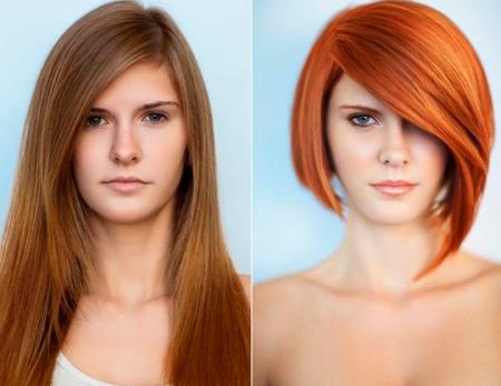 Как нейтрализовать фиолетовый цвет волос