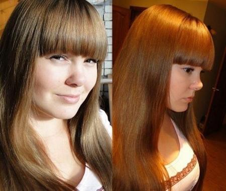 После тонирования волосы стали фиолетовые что делать