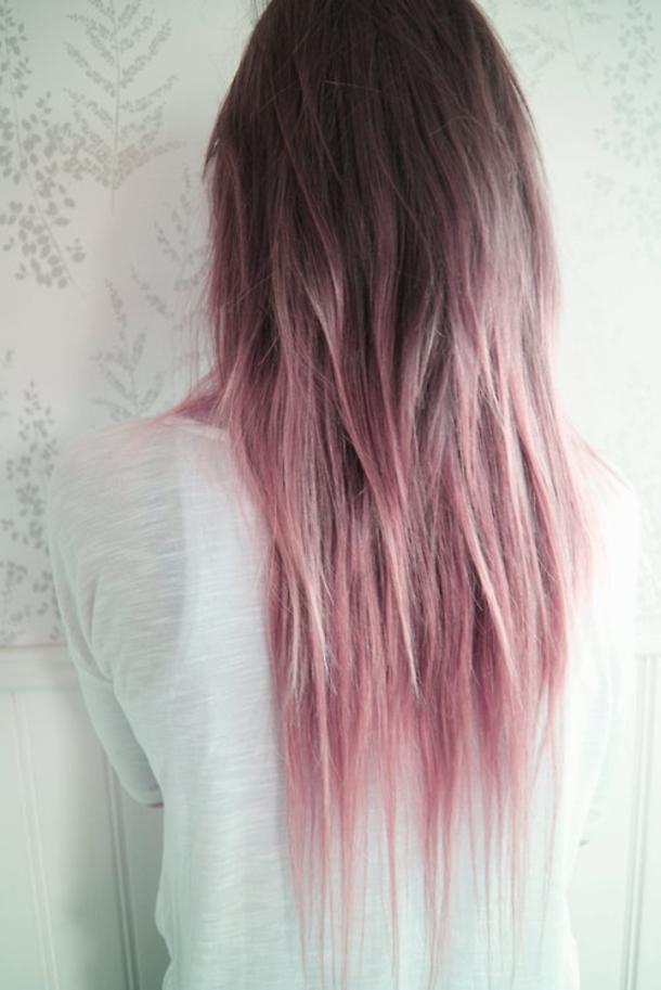 Чем закрасить фиолетовый оттенок волос